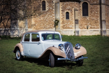 CITROËN 11 BL de 1950 (Traction avant)