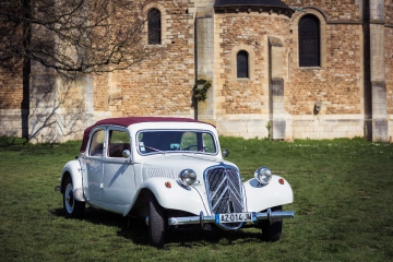 CITROËN 11 BL de 1953 (Traction avant)